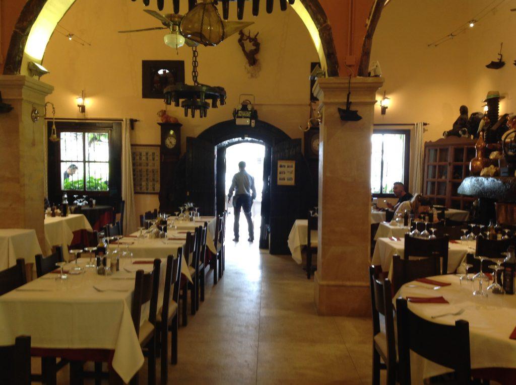 Restaurante – Celler La Parra (Puerto de Pollensa)