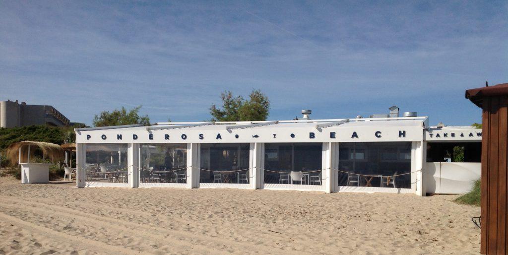 Ponderosa Beach Club(Playa de Muro)