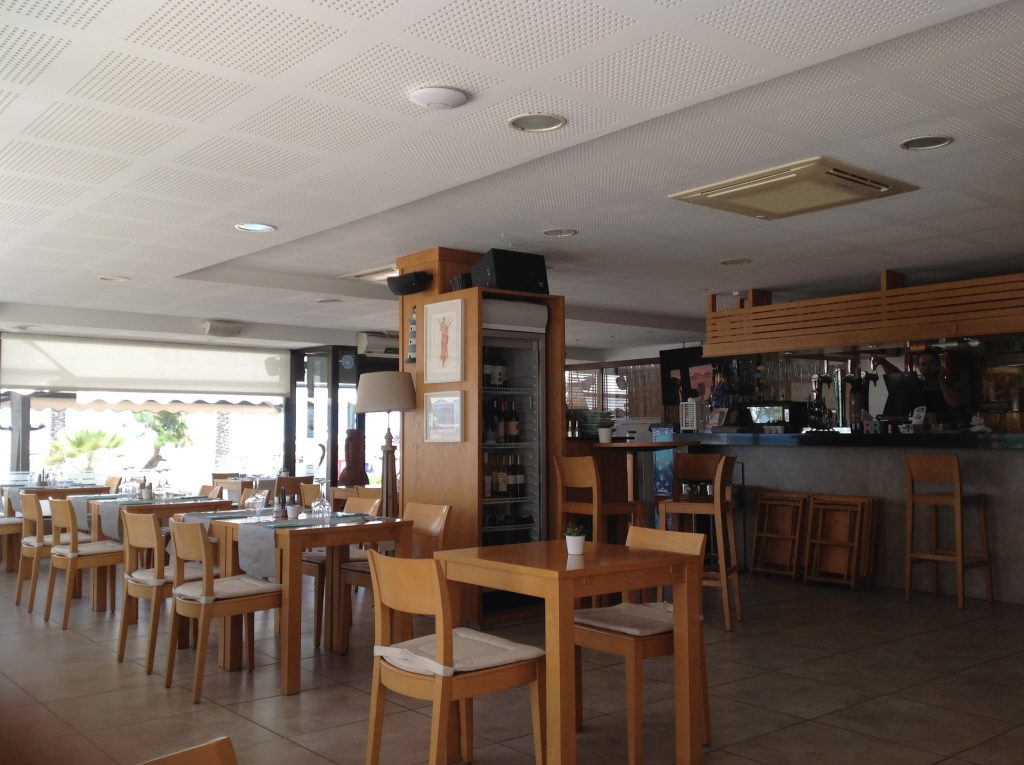 Restaurante El Puerto (Ca'n Picafort – Mallorca)