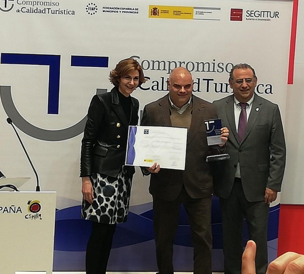 ENTREGA X PREMIOS SICTED 2019 EN FITUR 2020