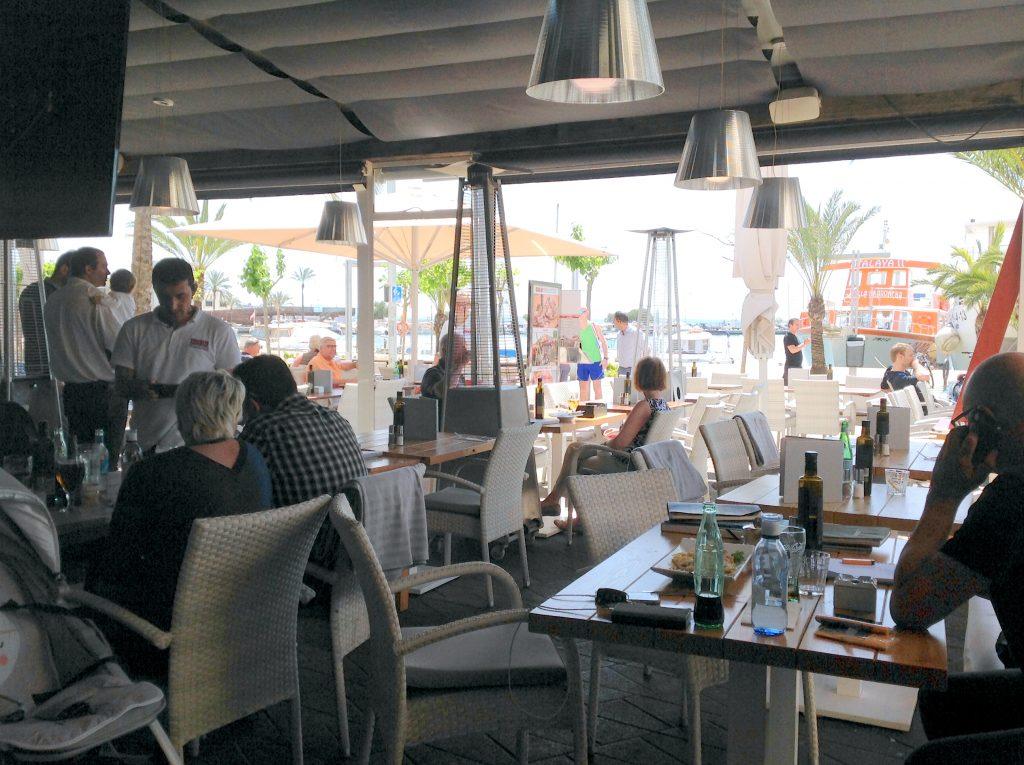 Bellavista Club Restaurant by Giuseppe